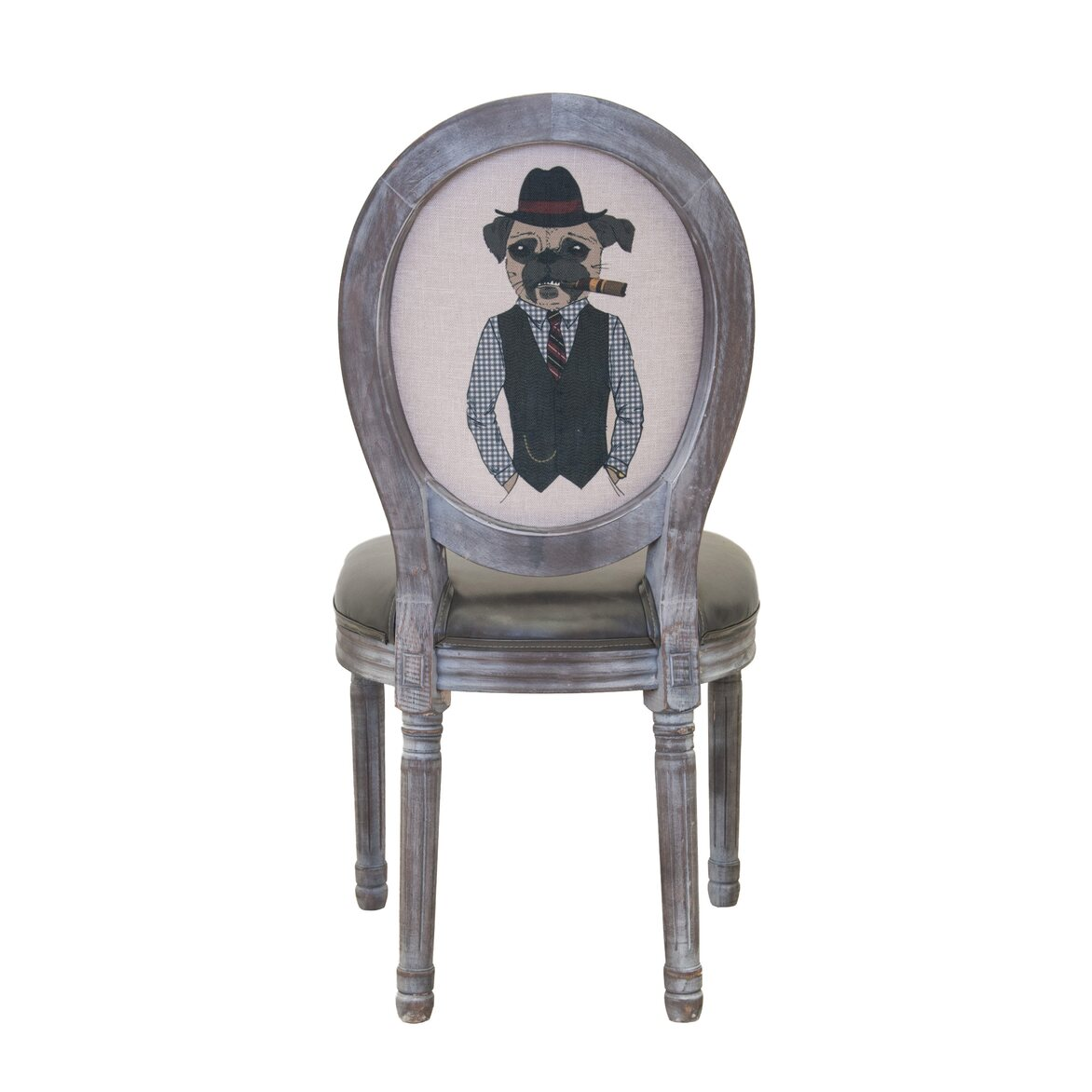 Стул Volker dog 3   Обеденные стулья Kingsby
