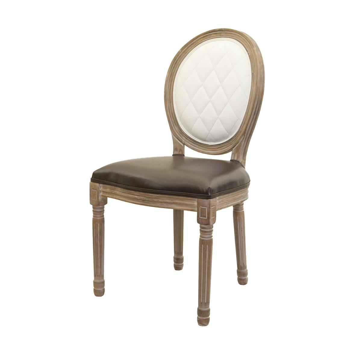 Стул Volker brown 4   Обеденные стулья Kingsby