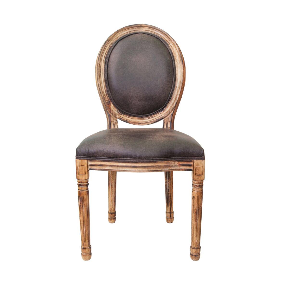 Стул Volker fired brown | Обеденные стулья Kingsby