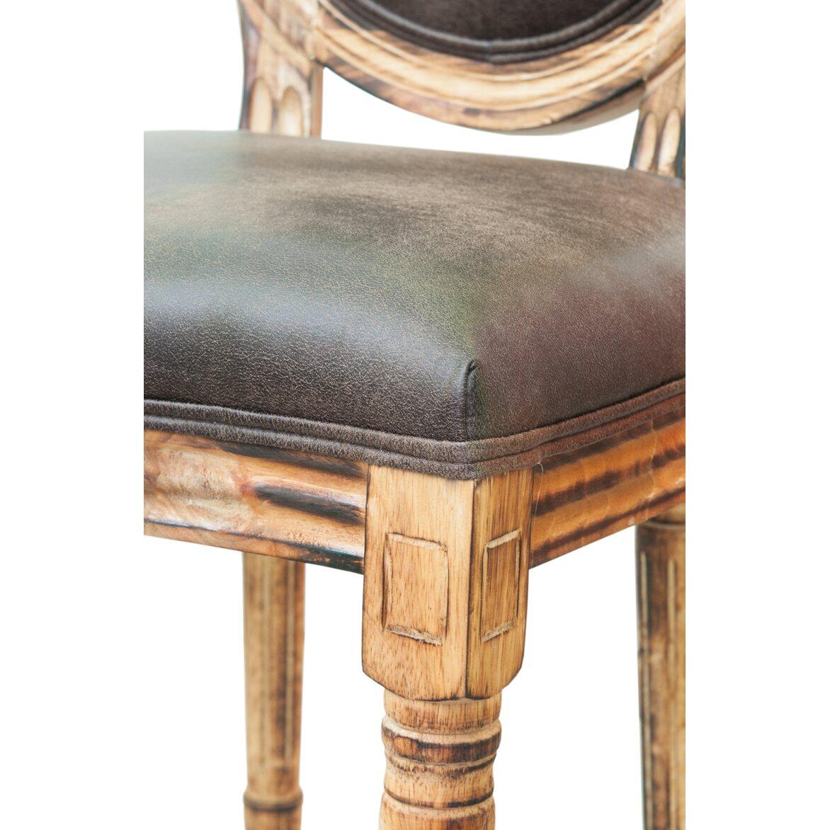 Стул Volker fired brown 5 | Обеденные стулья Kingsby