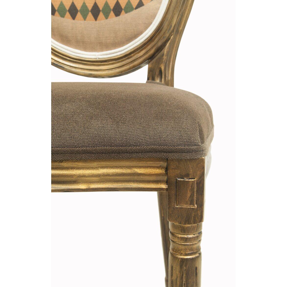 Стул Volker brown bear 5 | Обеденные стулья Kingsby