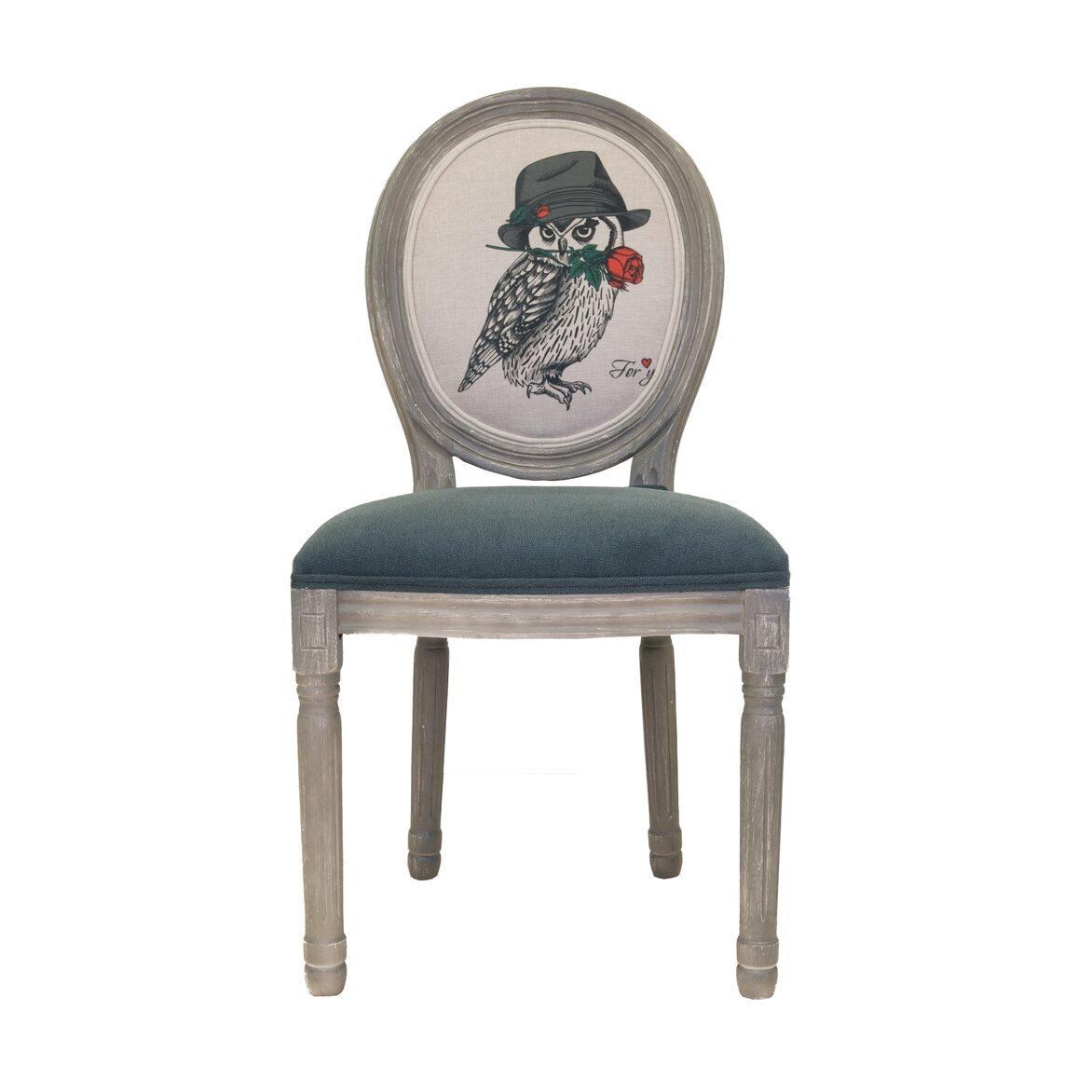 Стул Volker owl | Обеденные стулья Kingsby