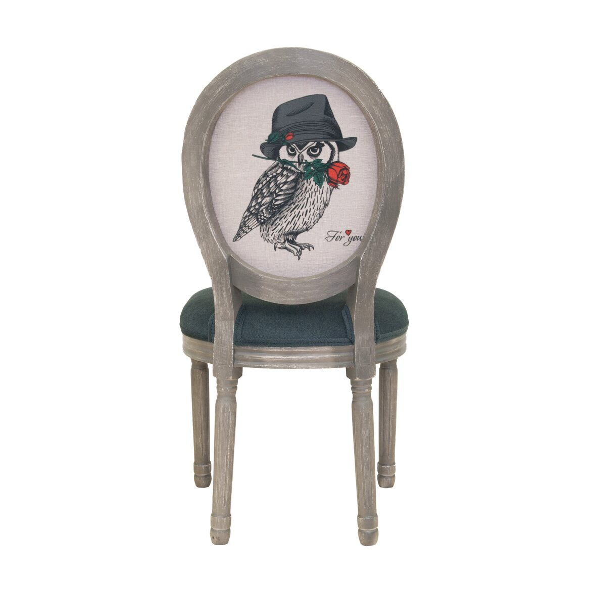 Стул Volker owl 3 | Обеденные стулья Kingsby