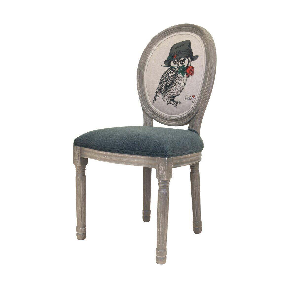 Стул Volker owl 4 | Обеденные стулья Kingsby