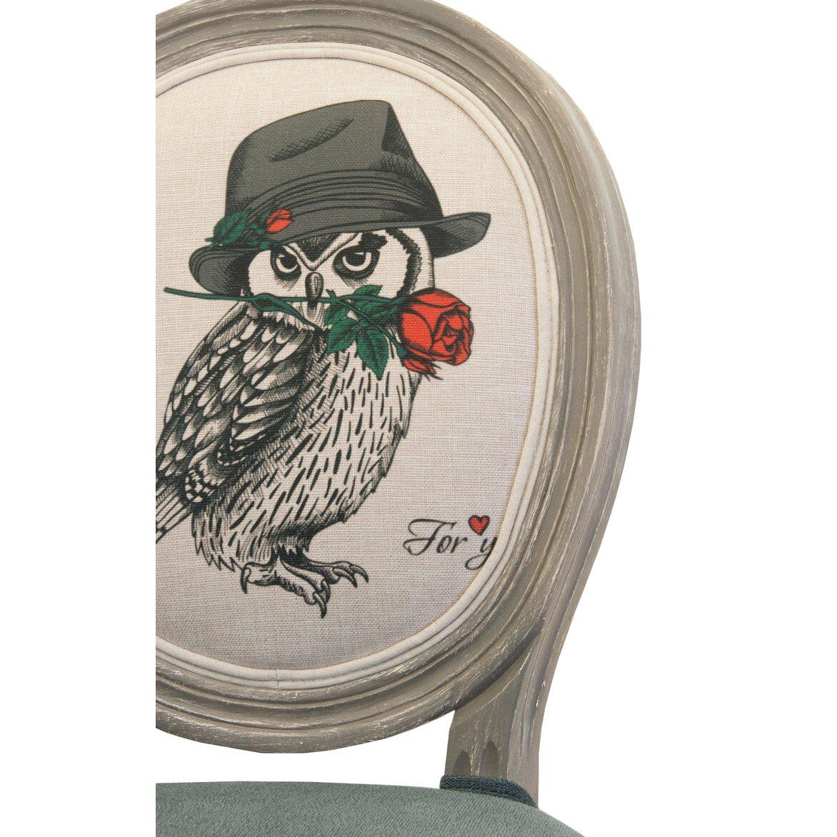 Стул Volker owl 5 | Обеденные стулья Kingsby