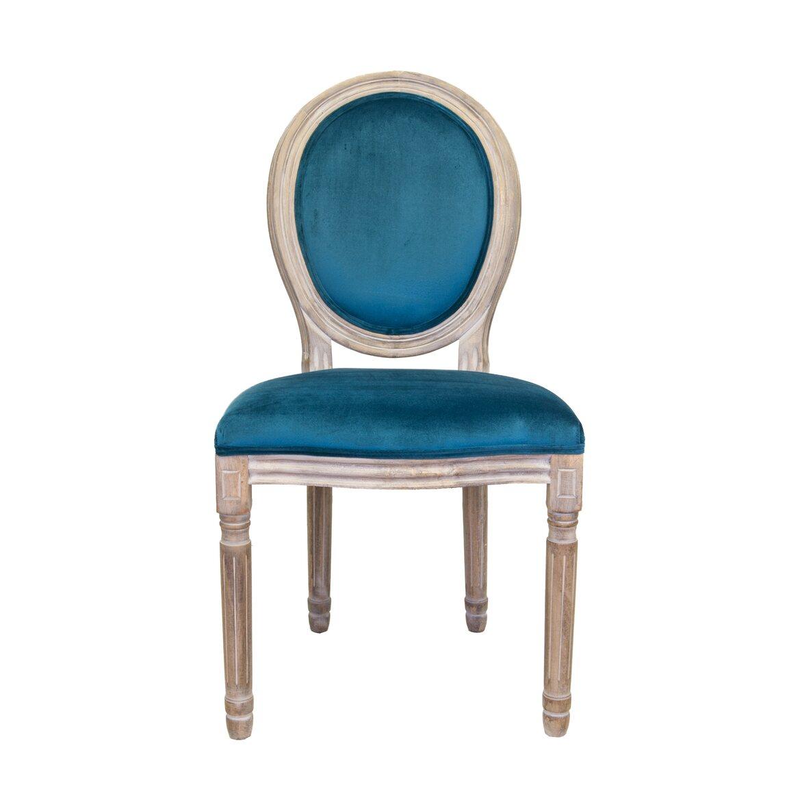 Стул Volker blue   Обеденные стулья Kingsby