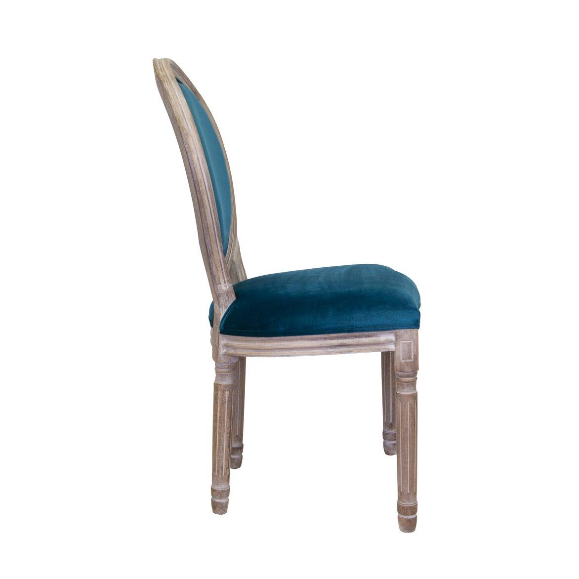 Стул Volker blue 2   Обеденные стулья Kingsby