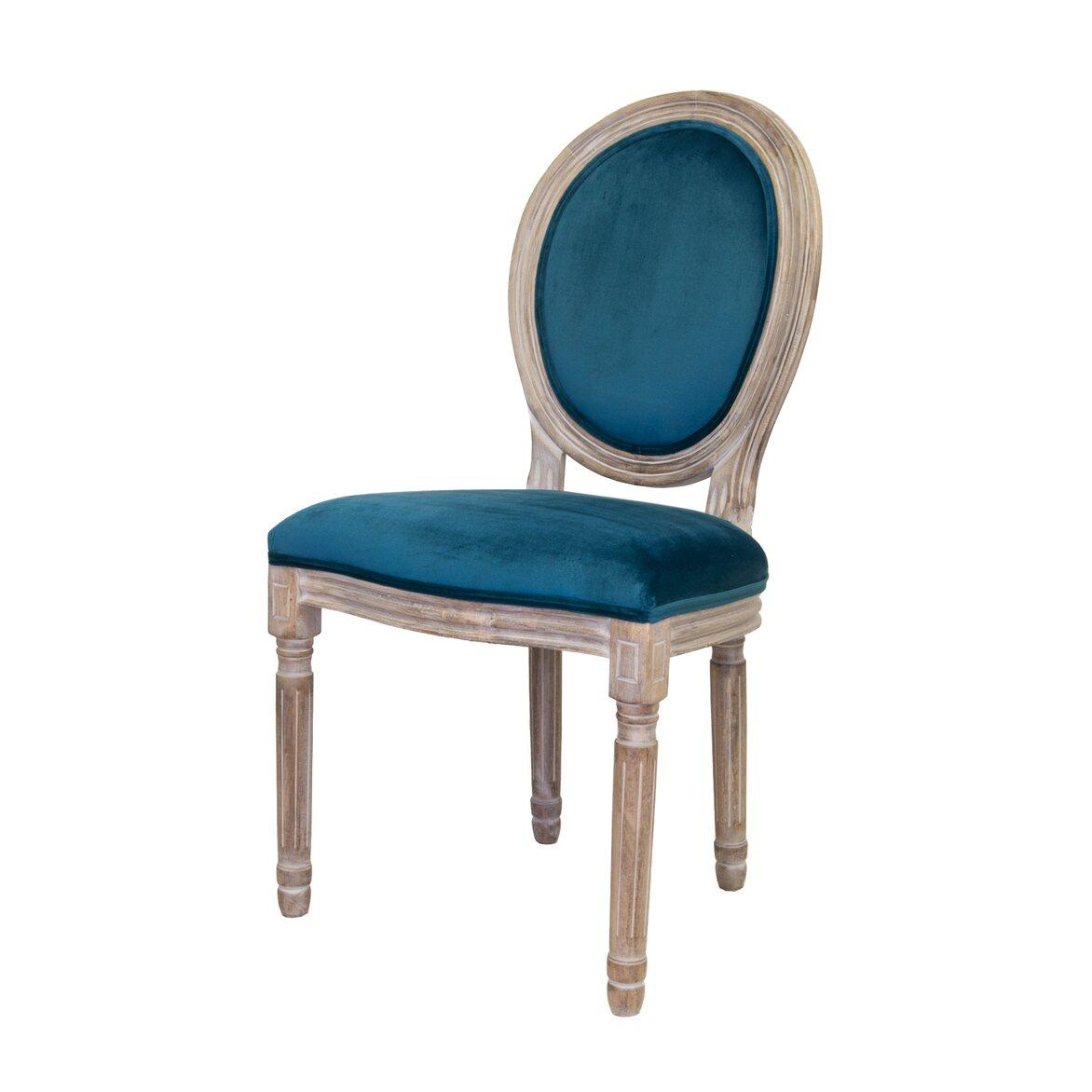 Стул Volker blue 4   Обеденные стулья Kingsby