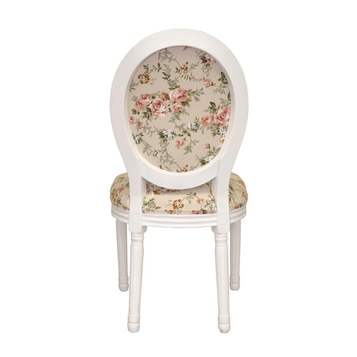 Стул Volker flower 3 | Обеденные стулья Kingsby