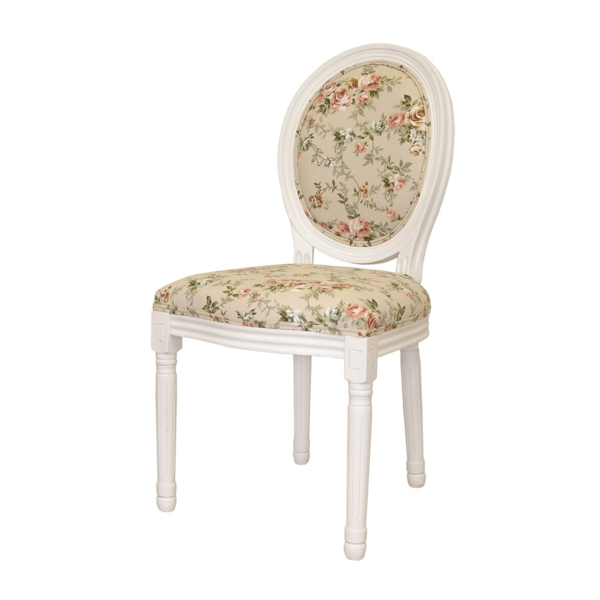 Стул Volker flower 4 | Обеденные стулья Kingsby