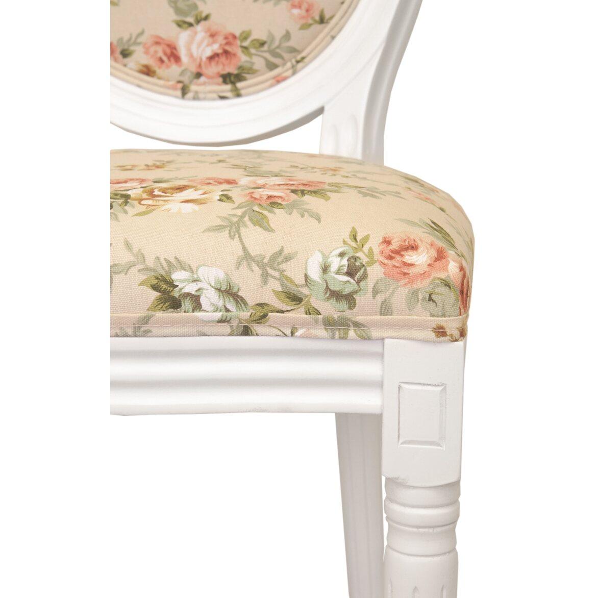 Стул Volker flower 5 | Обеденные стулья Kingsby