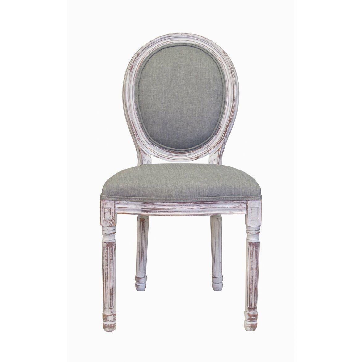 Стул Volker old grey | Обеденные стулья Kingsby