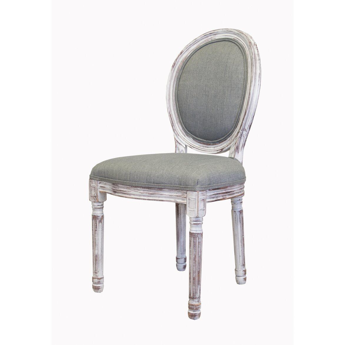 Стул Volker old grey 4 | Обеденные стулья Kingsby