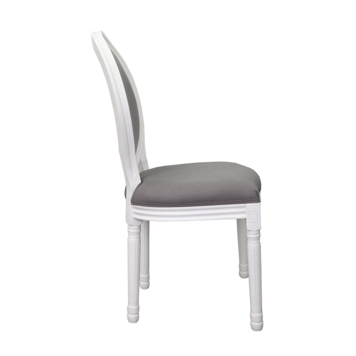 Стул Volker grey+white 2 | Обеденные стулья Kingsby