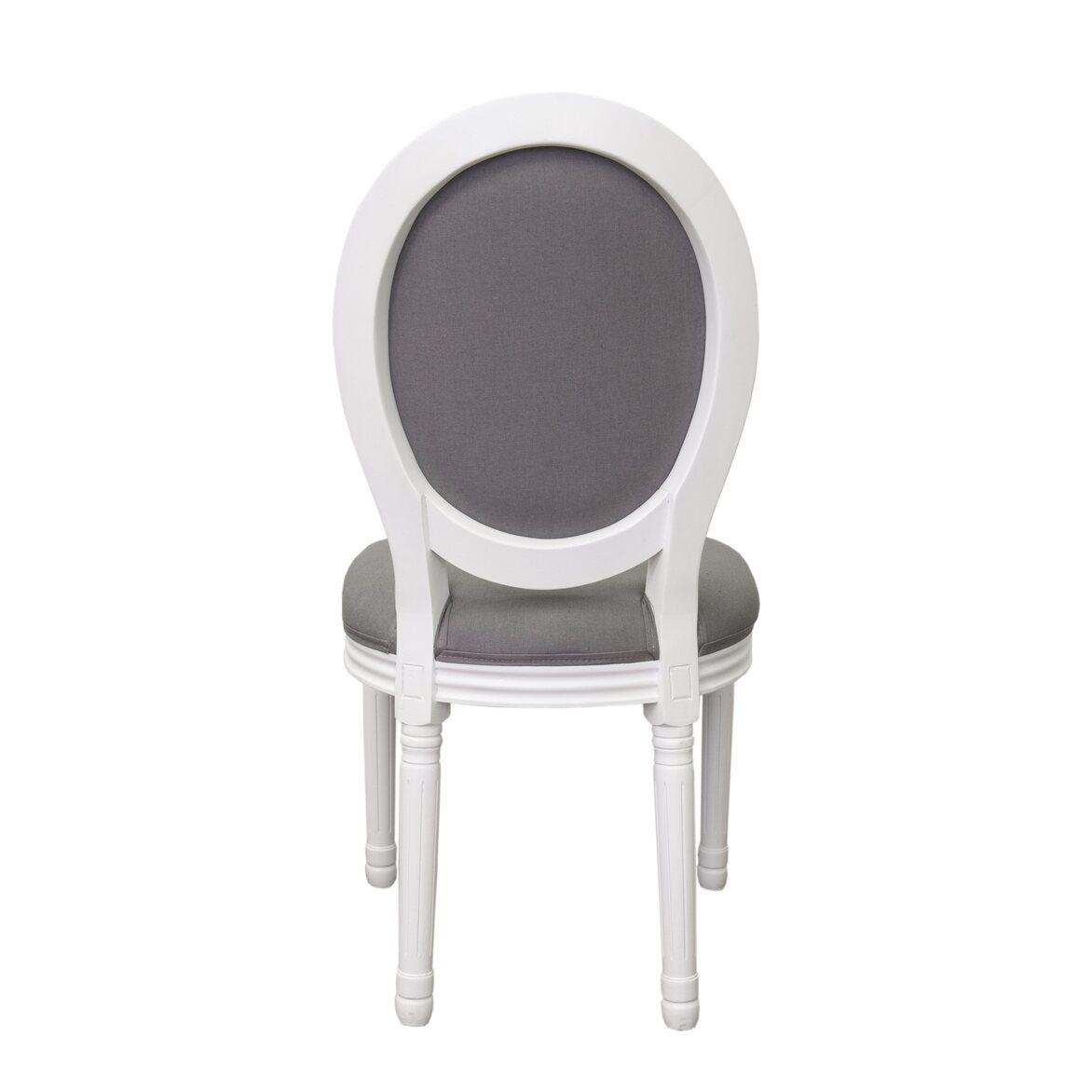 Стул Volker grey+white 3 | Обеденные стулья Kingsby