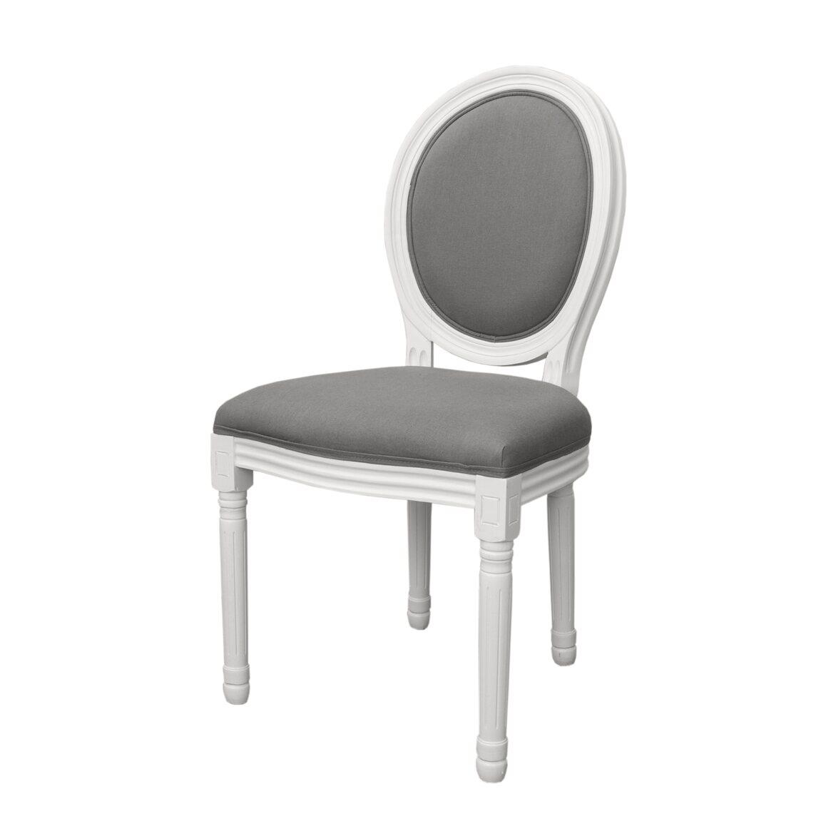 Стул Volker grey+white 4 | Обеденные стулья Kingsby