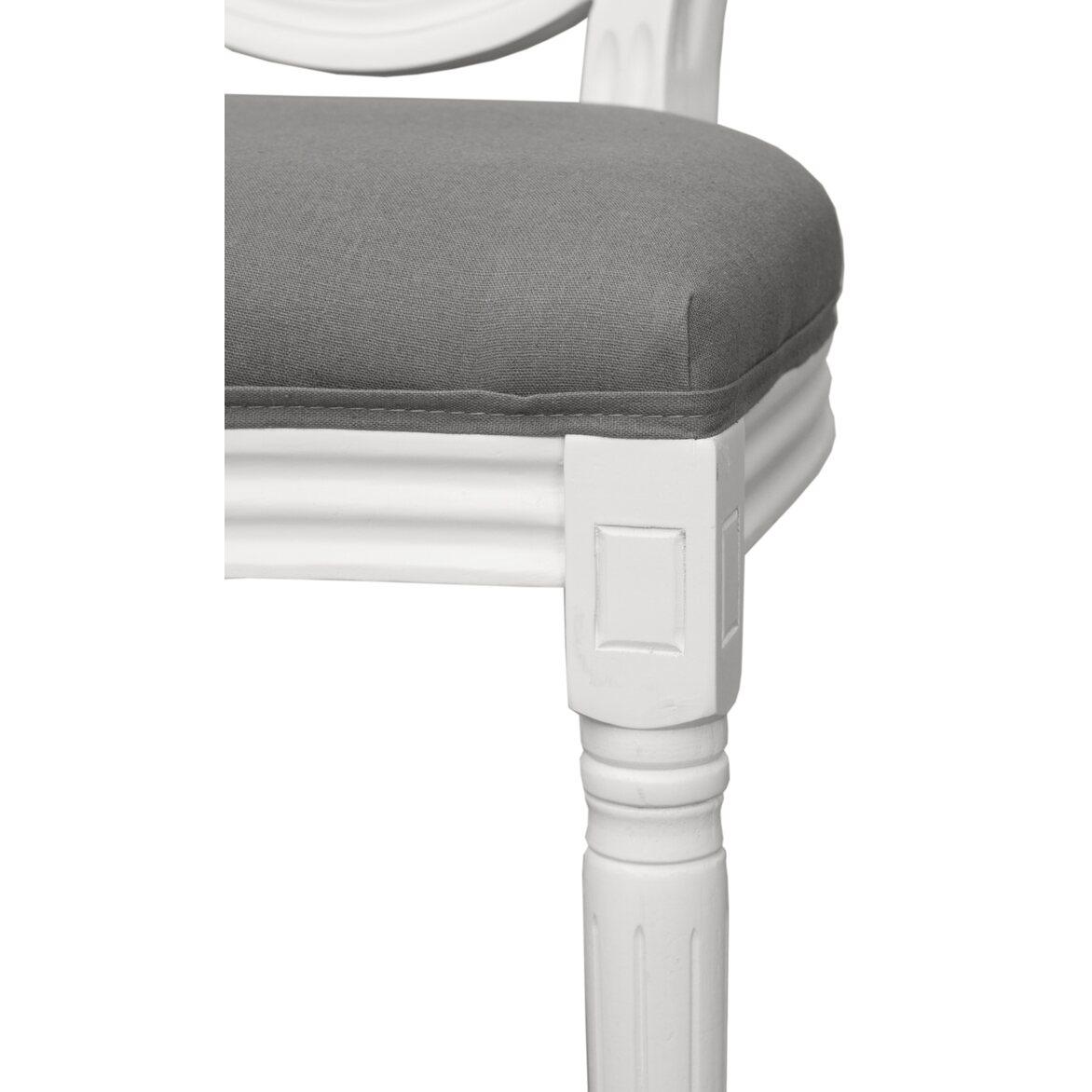 Стул Volker grey+white 5 | Обеденные стулья Kingsby