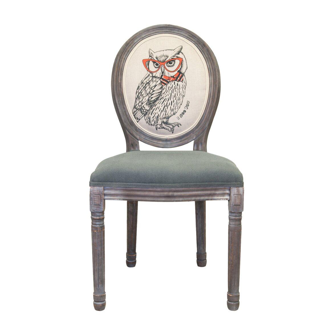 Стул Volker owl ver. 2 | Обеденные стулья Kingsby