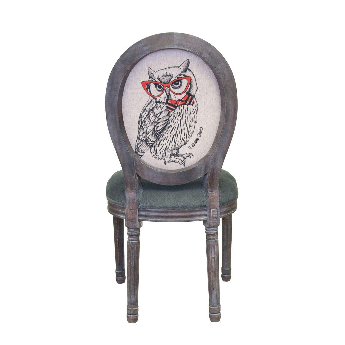 Стул Volker owl ver. 2 3 | Обеденные стулья Kingsby