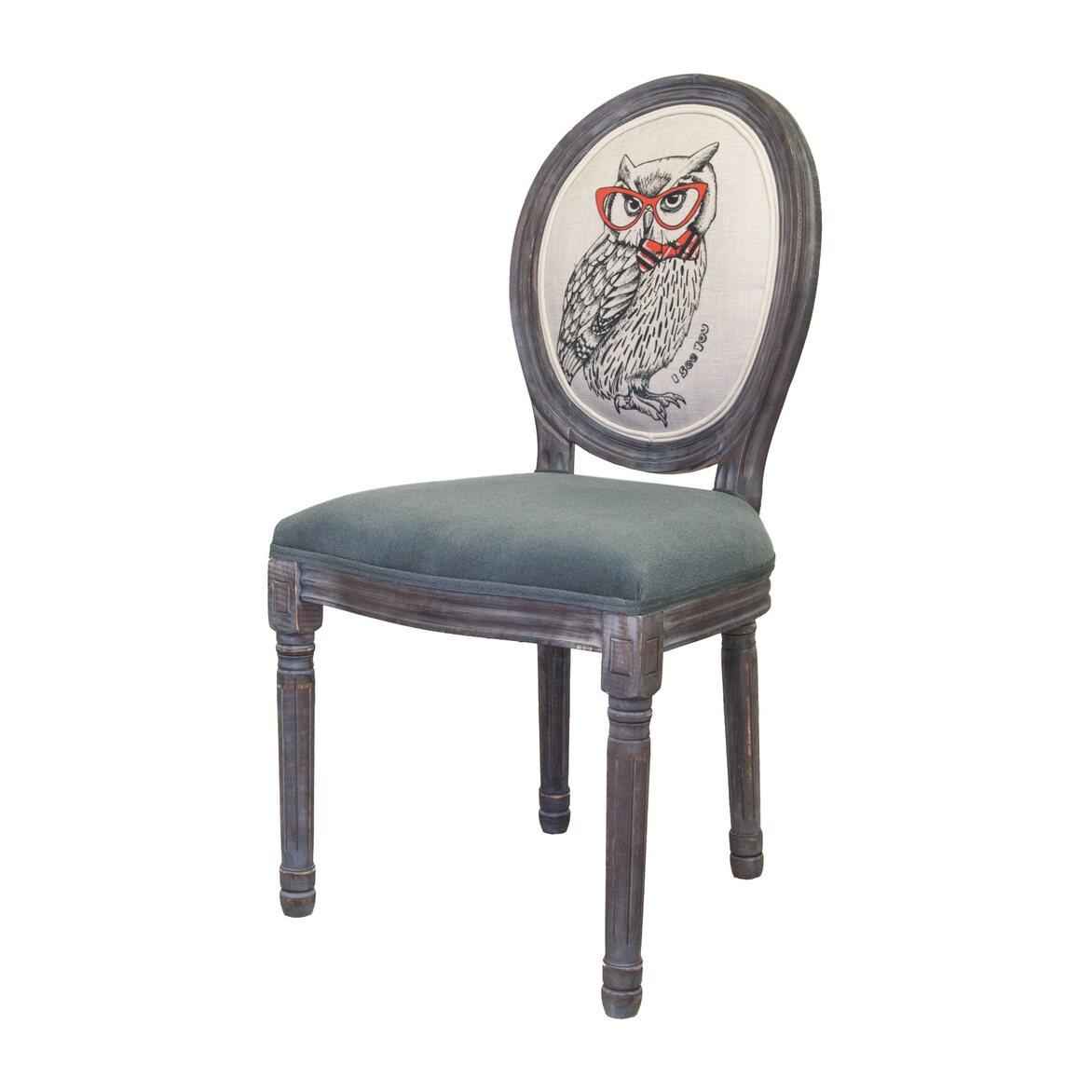 Стул Volker owl ver. 2 4 | Обеденные стулья Kingsby
