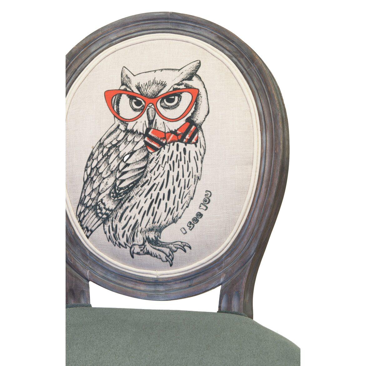Стул Volker owl ver. 2 5 | Обеденные стулья Kingsby