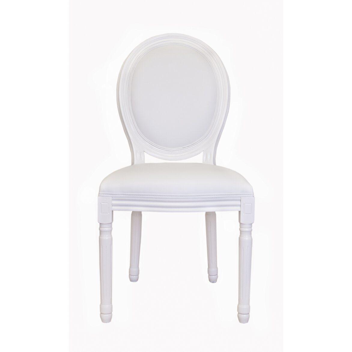 Стул Volker white   Обеденные стулья Kingsby