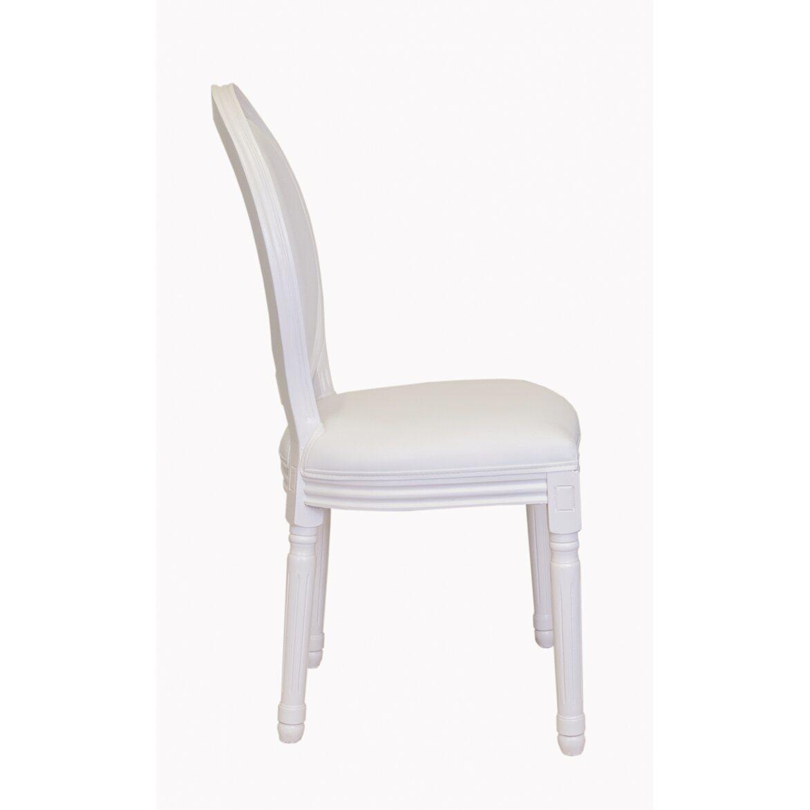 Стул Volker white 2   Обеденные стулья Kingsby