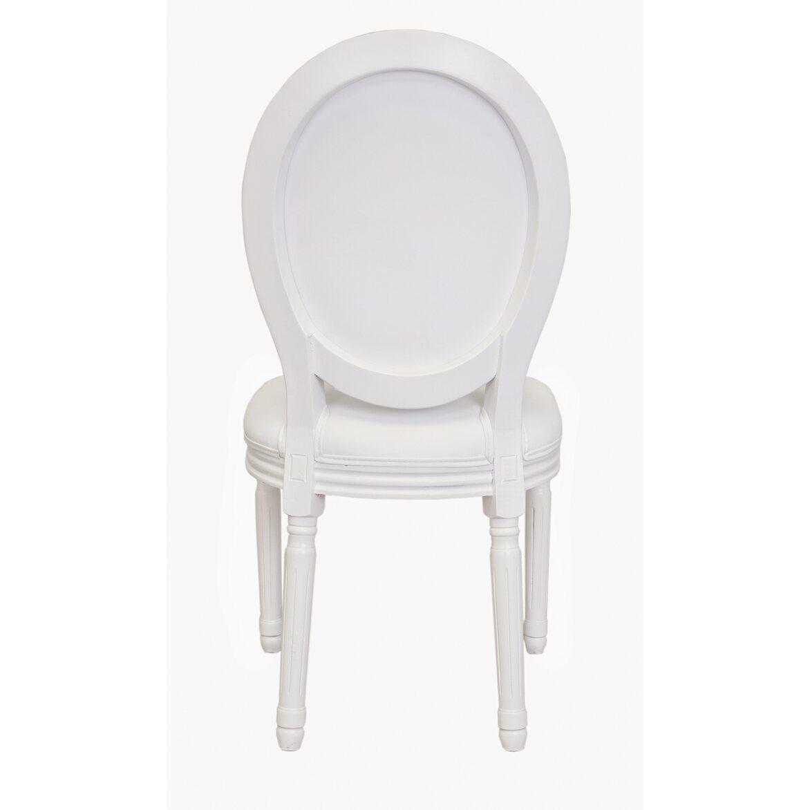 Стул Volker white 3   Обеденные стулья Kingsby