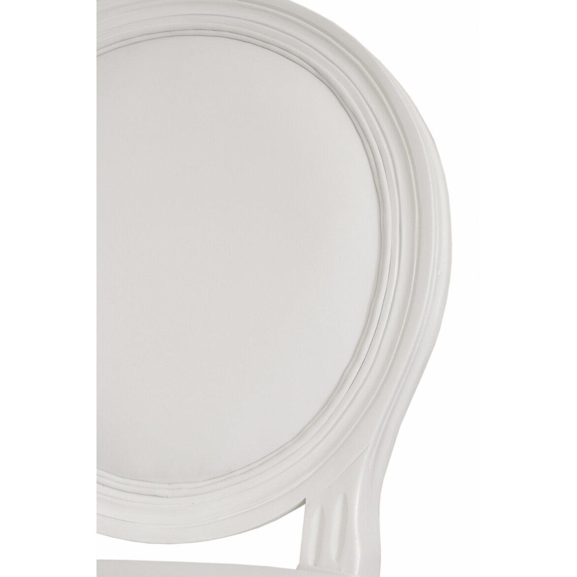Стул Volker white 5   Обеденные стулья Kingsby