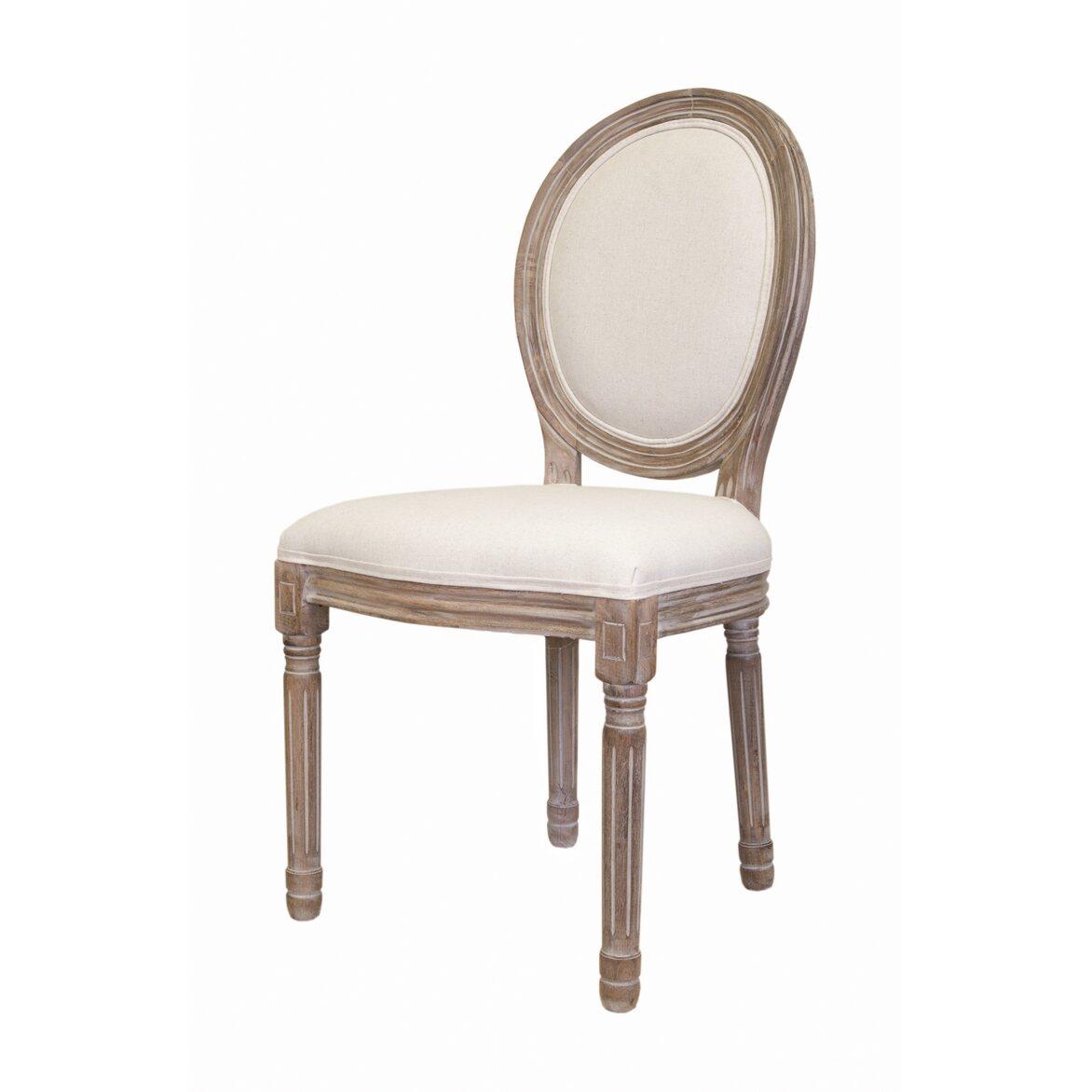 Стул Volker beige 4   Обеденные стулья Kingsby