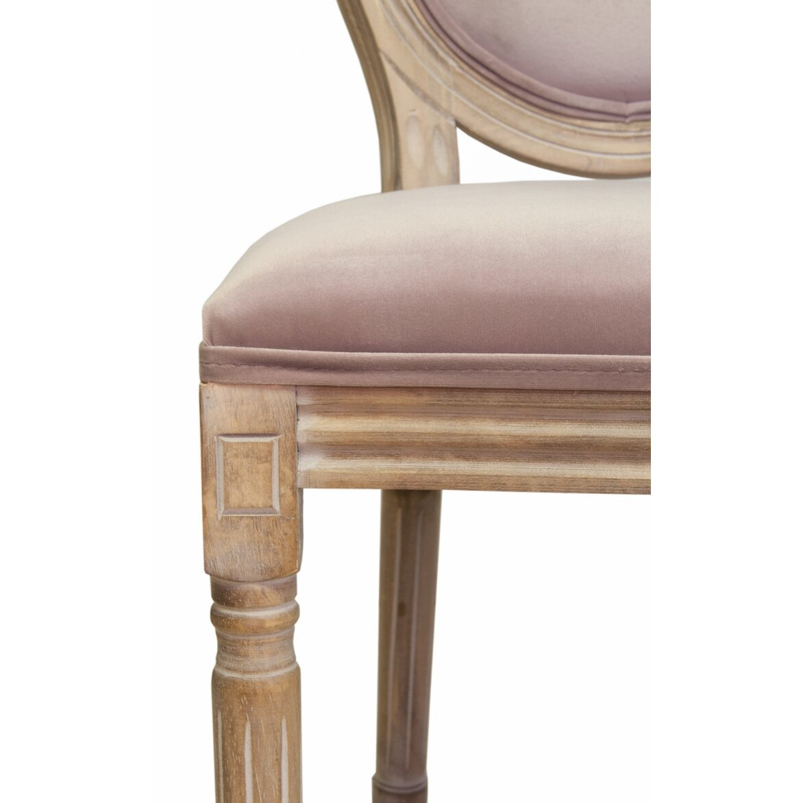 Стул Volker pink 5 | Обеденные стулья Kingsby
