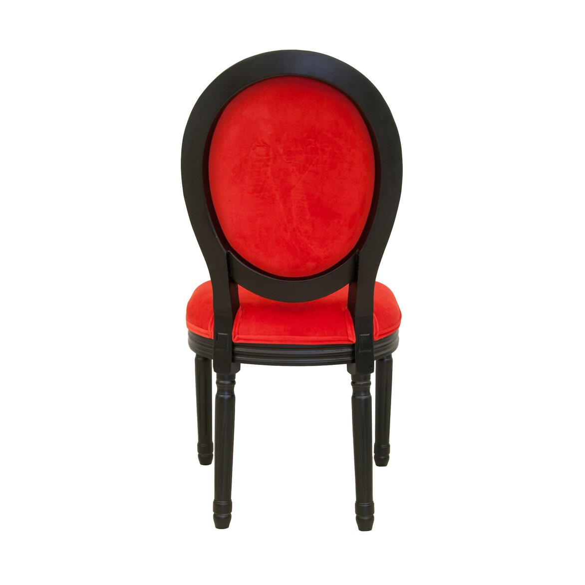 Стул Volker red 3   Обеденные стулья Kingsby
