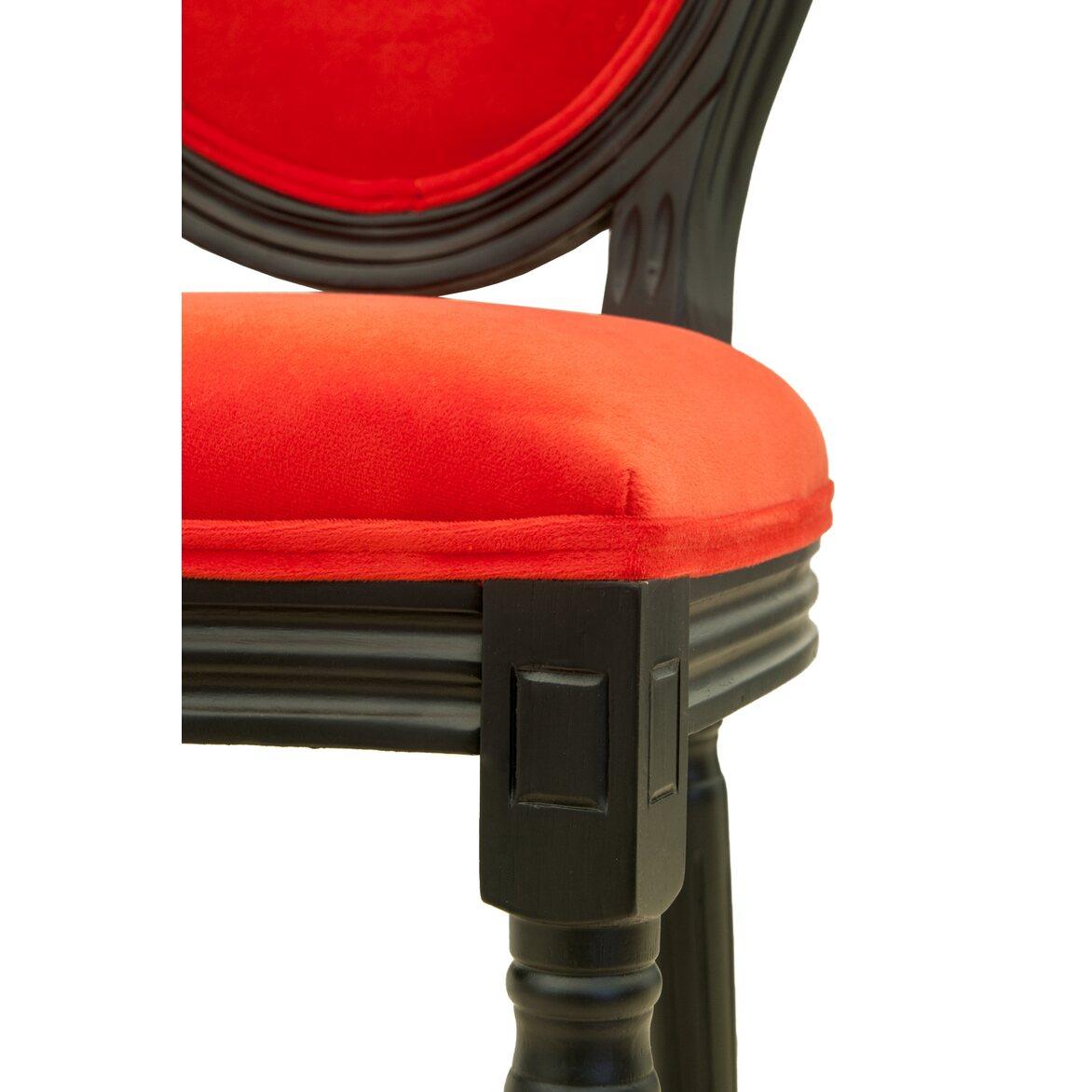 Стул Volker red 5   Обеденные стулья Kingsby