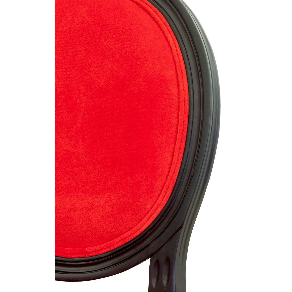 Стул Volker red 6   Обеденные стулья Kingsby