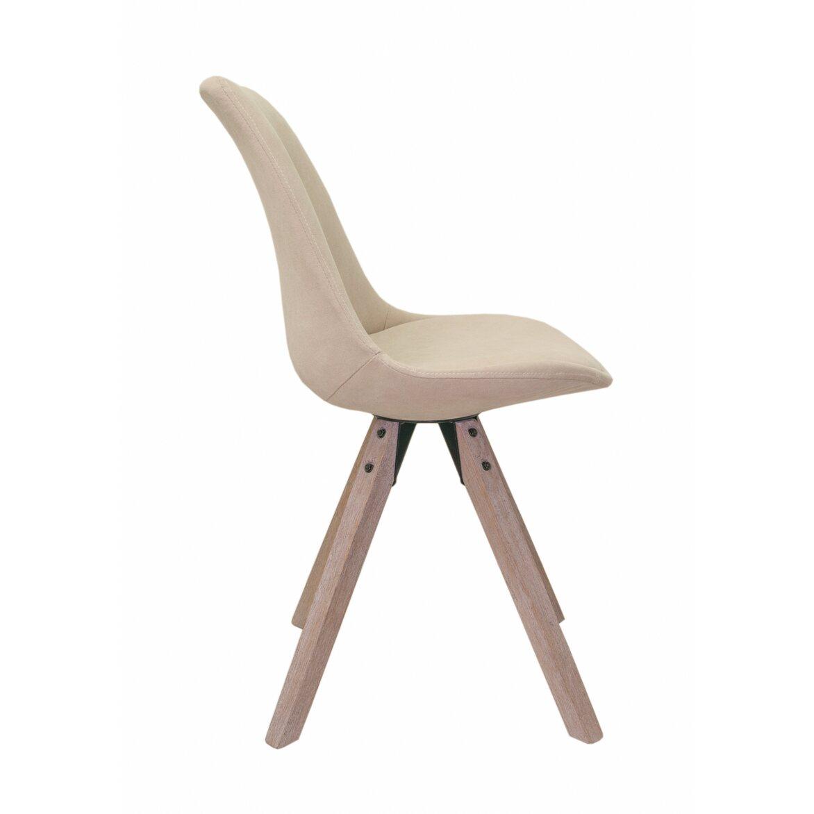 Стул Dexx beige 2 | Обеденные стулья Kingsby