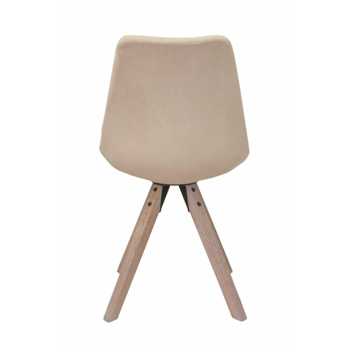 Стул Dexx beige 3 | Обеденные стулья Kingsby