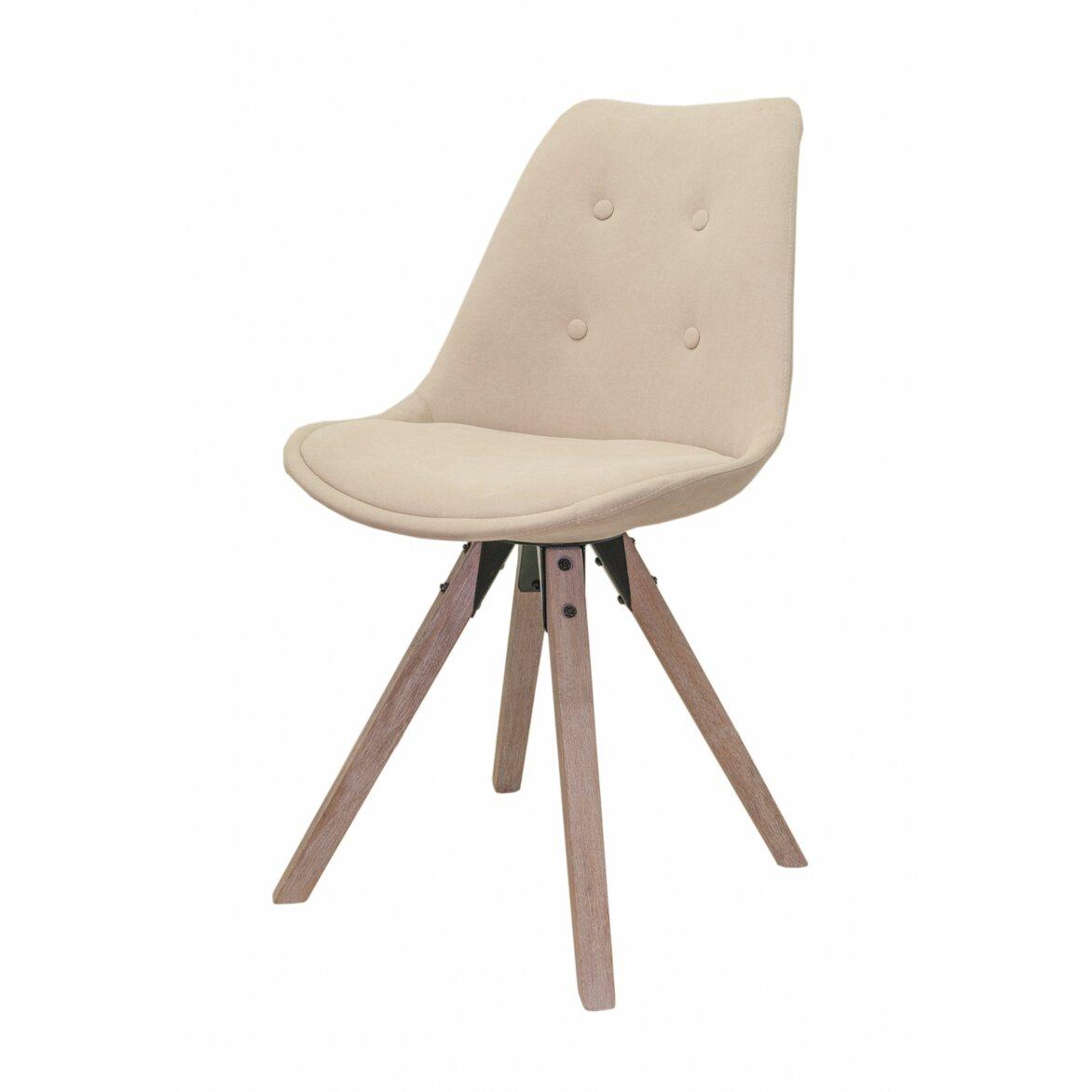Стул Dexx beige 4 | Обеденные стулья Kingsby