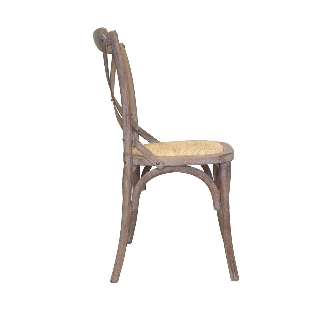 Стул Cross back old 2 | Обеденные стулья Kingsby