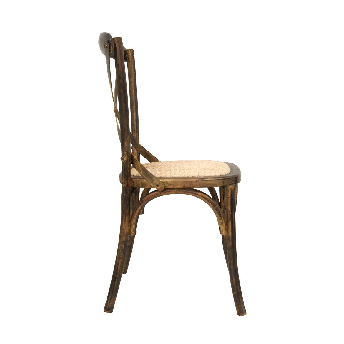 Стул Cross back bronze 2 | Обеденные стулья Kingsby