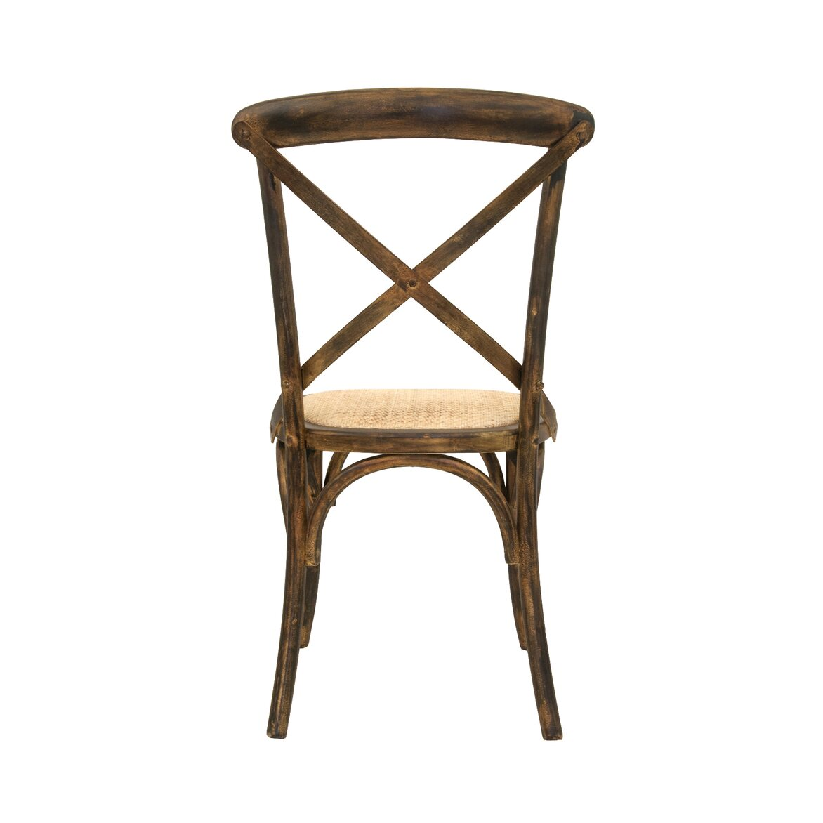 Стул Cross back bronze 3 | Обеденные стулья Kingsby