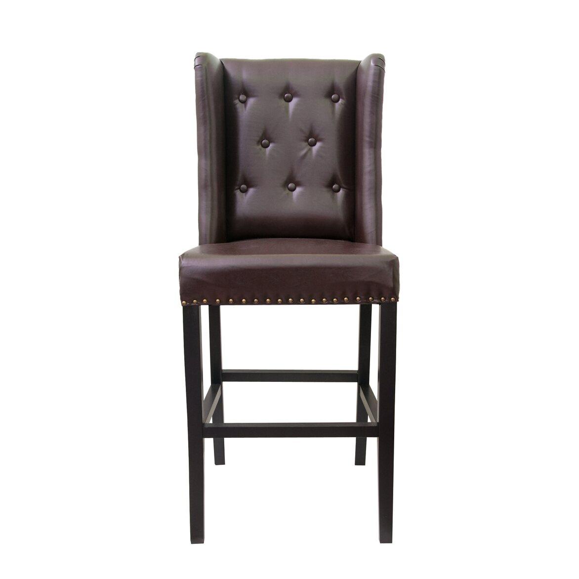 Стул Skipton brown | Барные стулья Kingsby