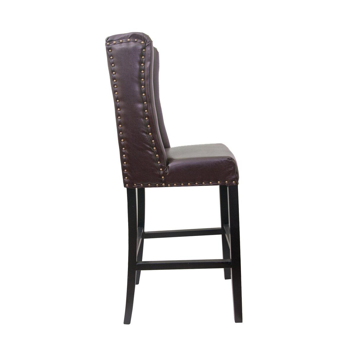 Стул Skipton brown 2 | Барные стулья Kingsby