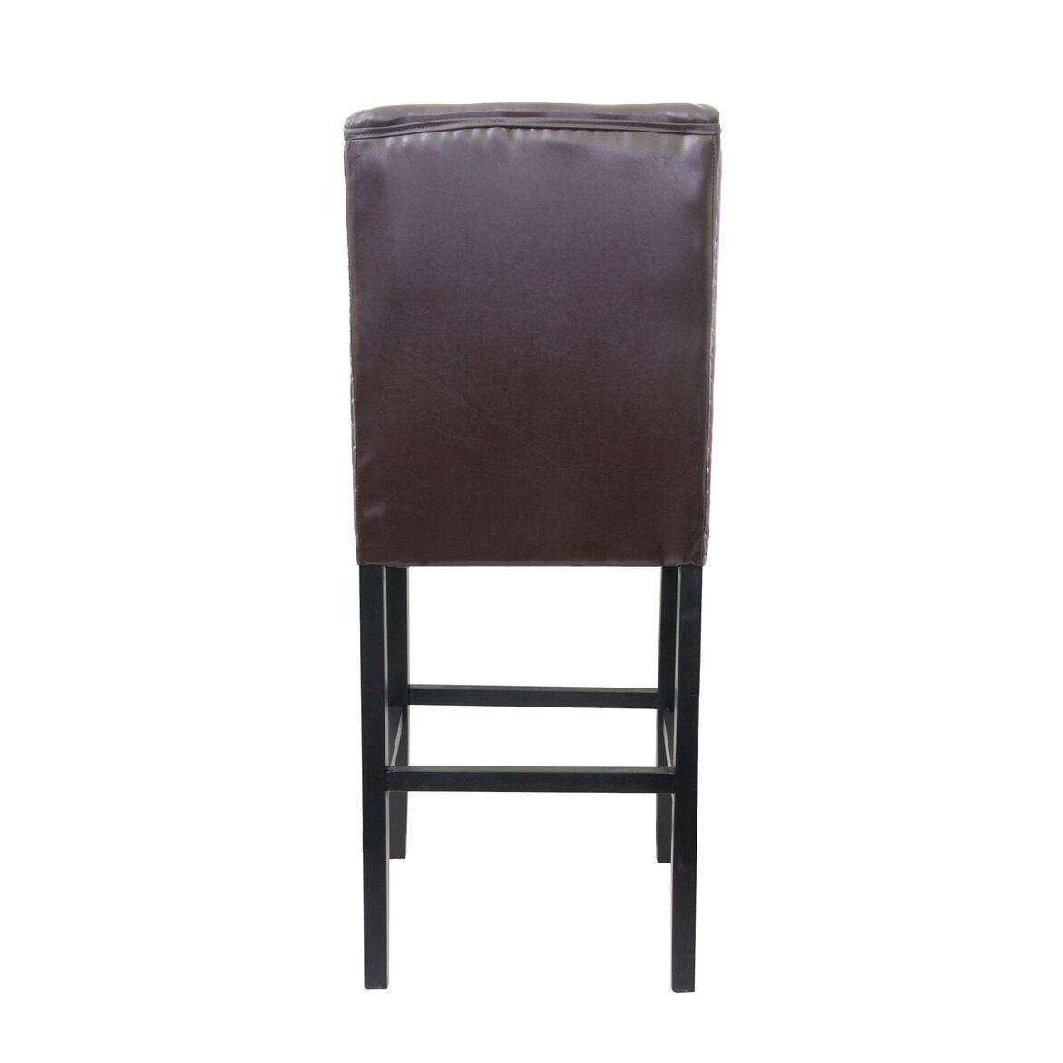 Стул Skipton brown 3 | Барные стулья Kingsby