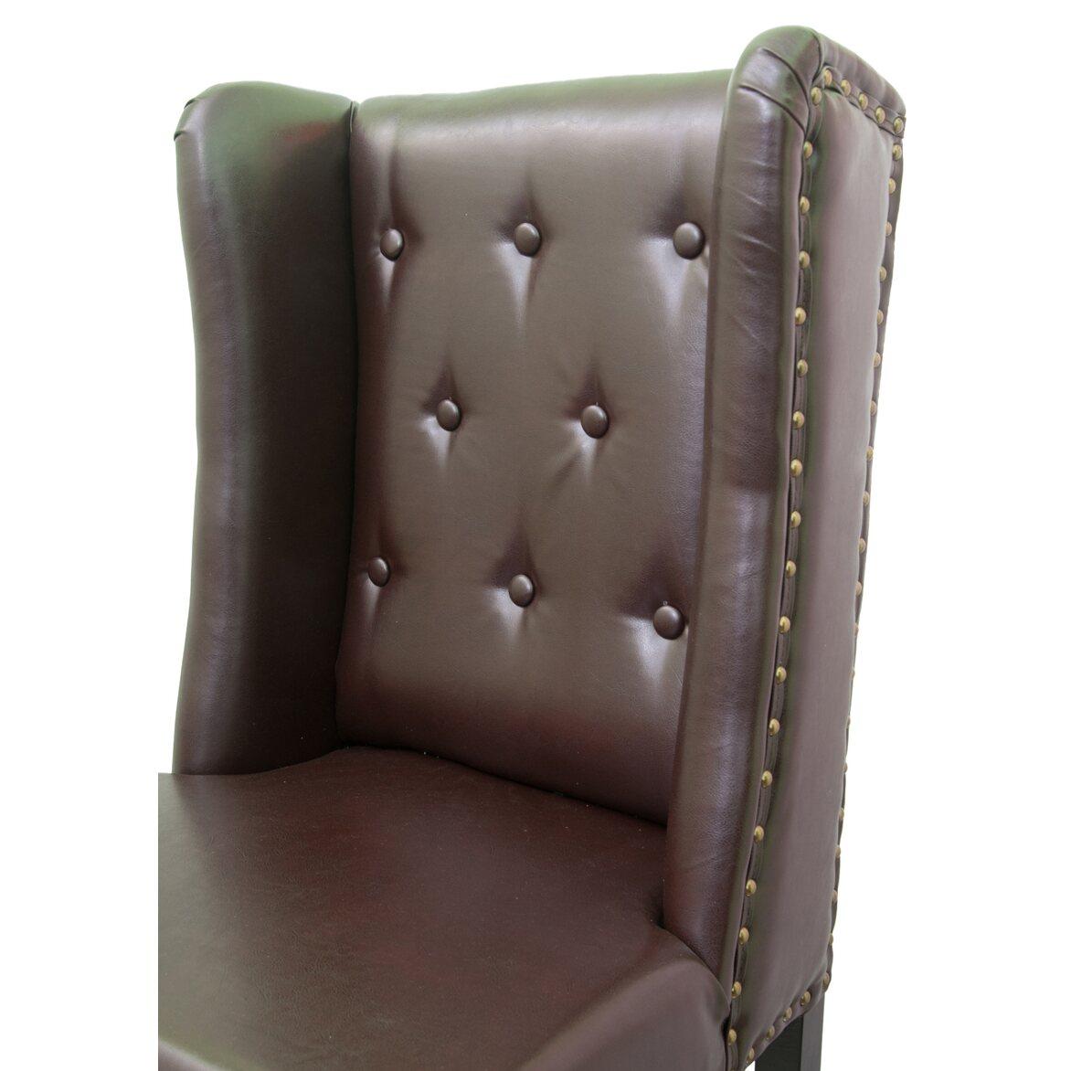 Стул Skipton brown 5 | Барные стулья Kingsby