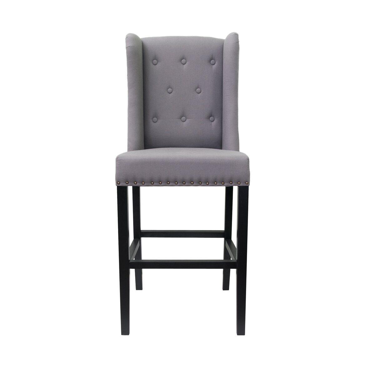 Стул Skipton grey ver.2 | Барные стулья Kingsby