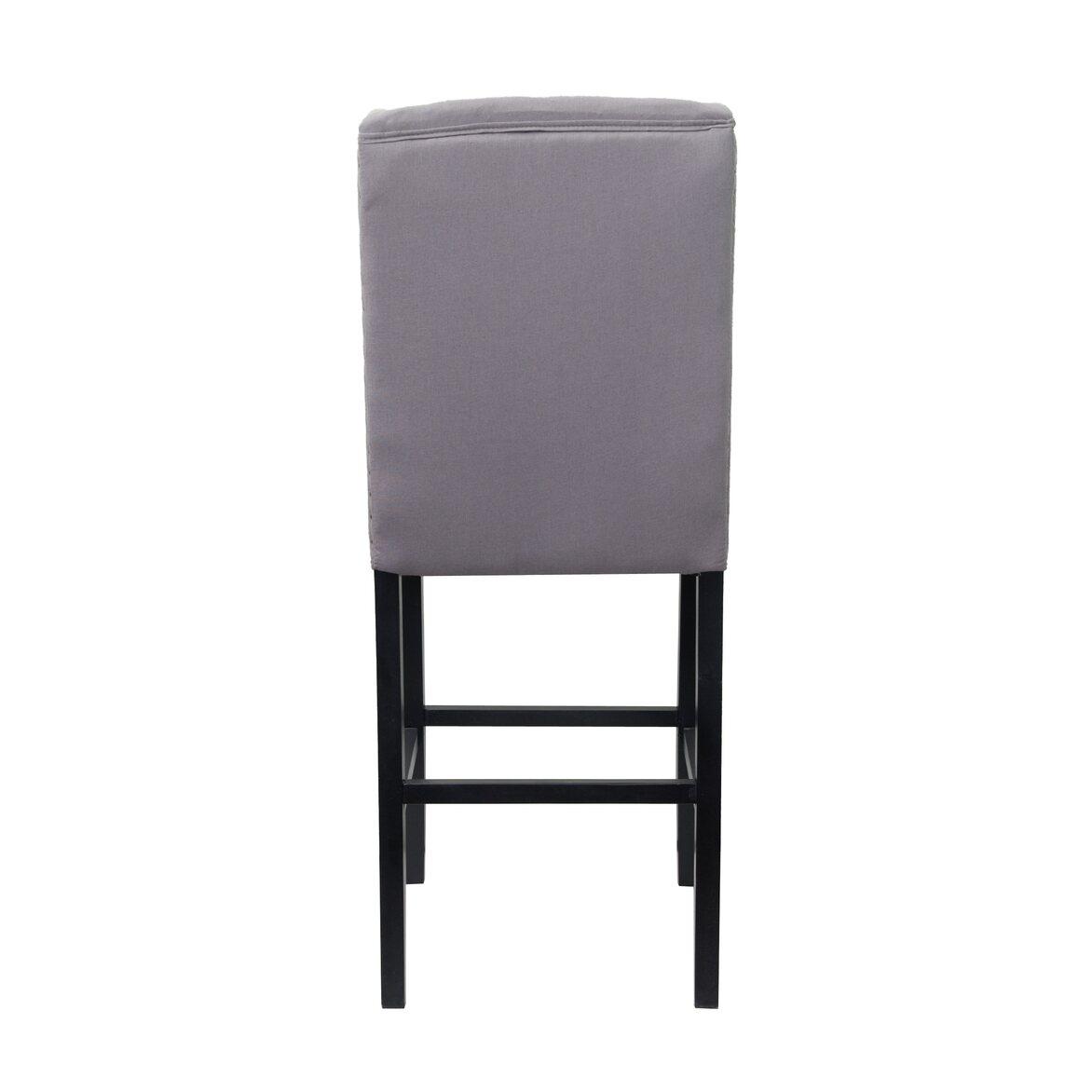 Стул Skipton grey ver.2 3 | Барные стулья Kingsby