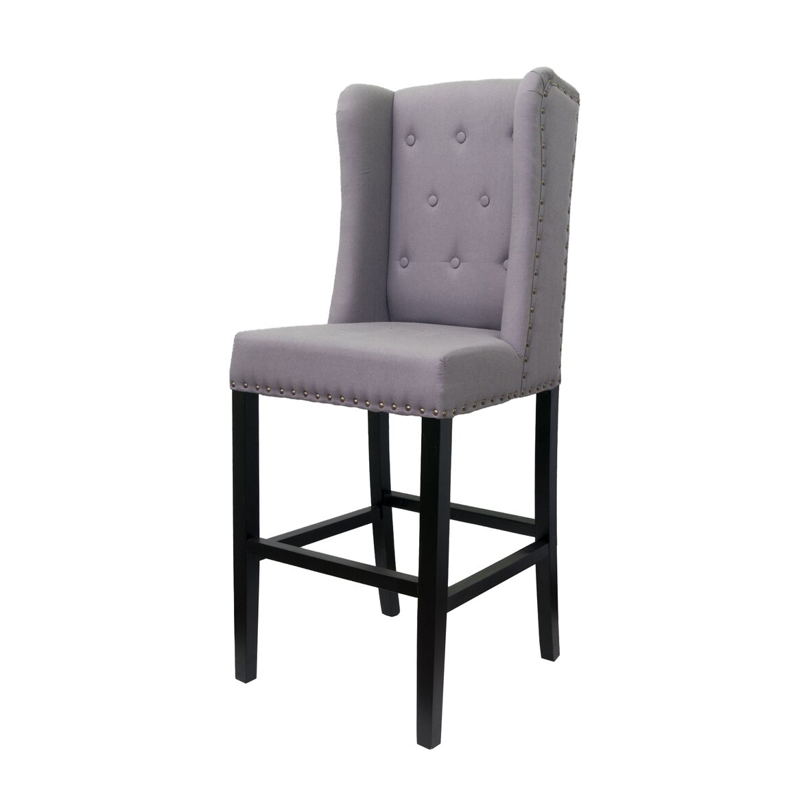 Стул Skipton grey ver.2 4 | Барные стулья Kingsby
