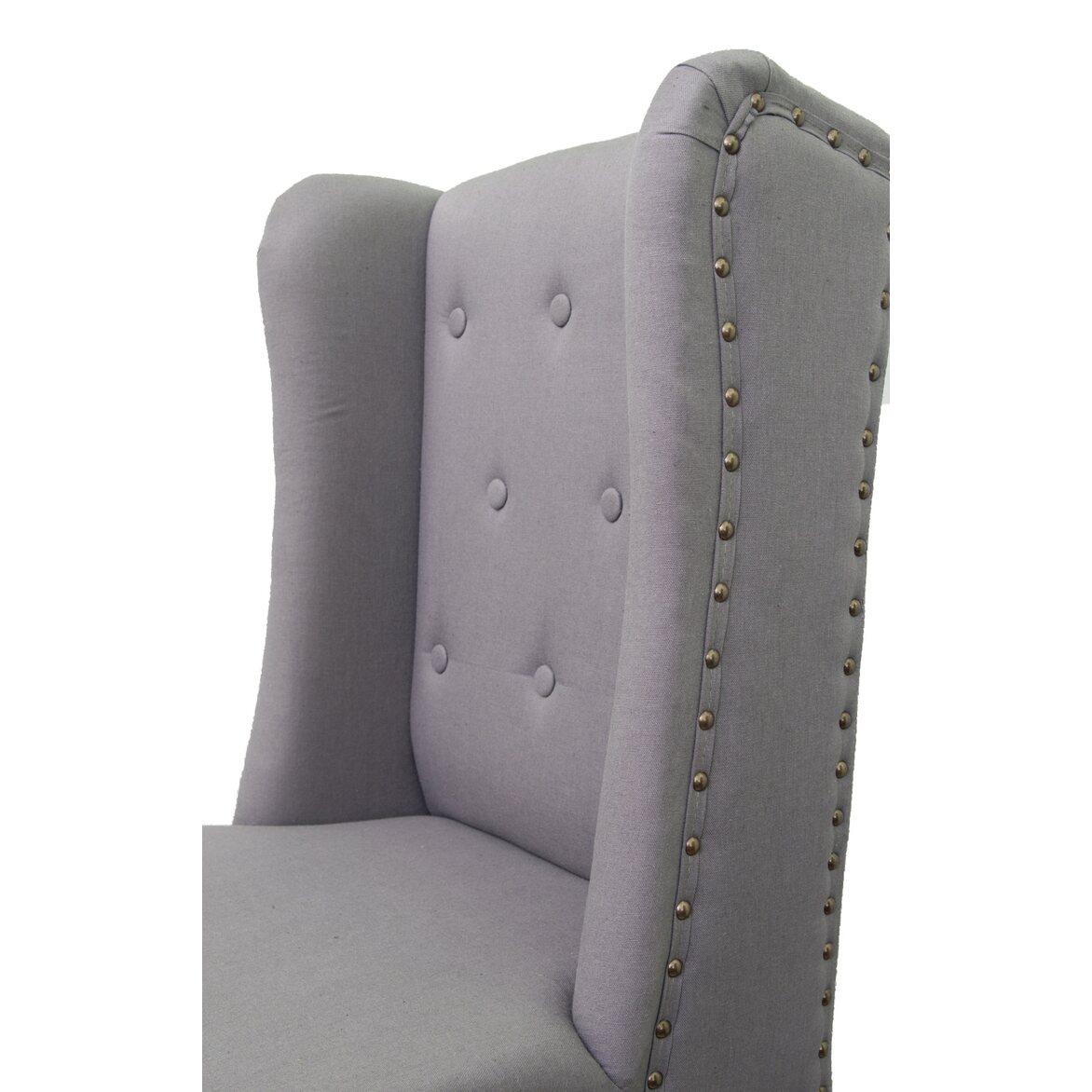 Стул Skipton grey ver.2 5 | Барные стулья Kingsby