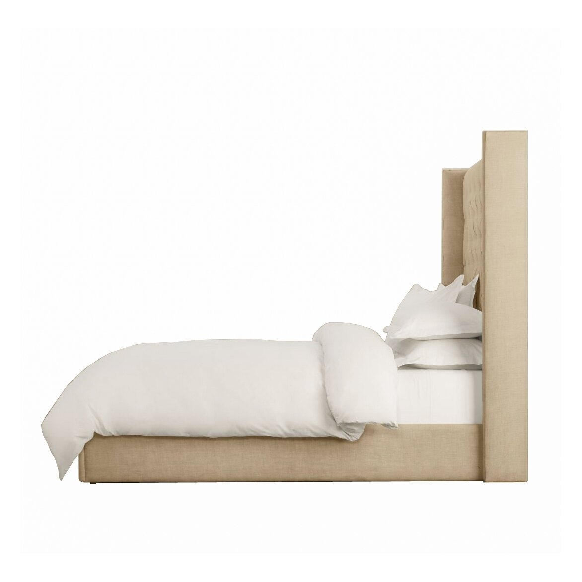 Кровать Melso 4   Двуспальные кровати Kingsby