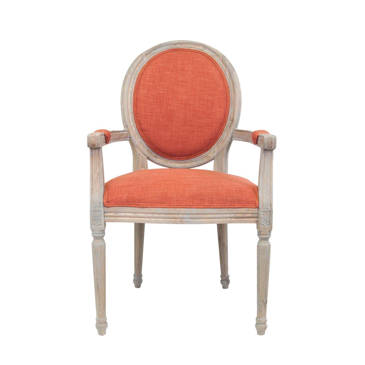 Стул Diella orange   Обеденные стулья Kingsby